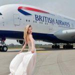 イギリスの航空会社ブリティッシュ・エアウェイズが、ファーストクラスにイギリス産スパークリングを採用!